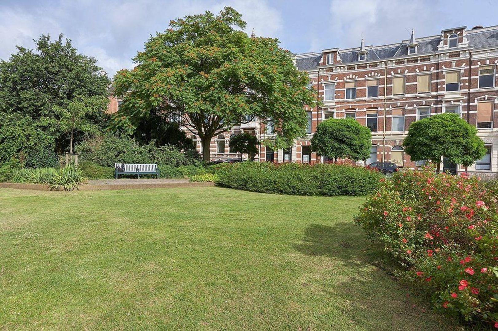 Sweelinckplein, Den Haag foto-0 blur
