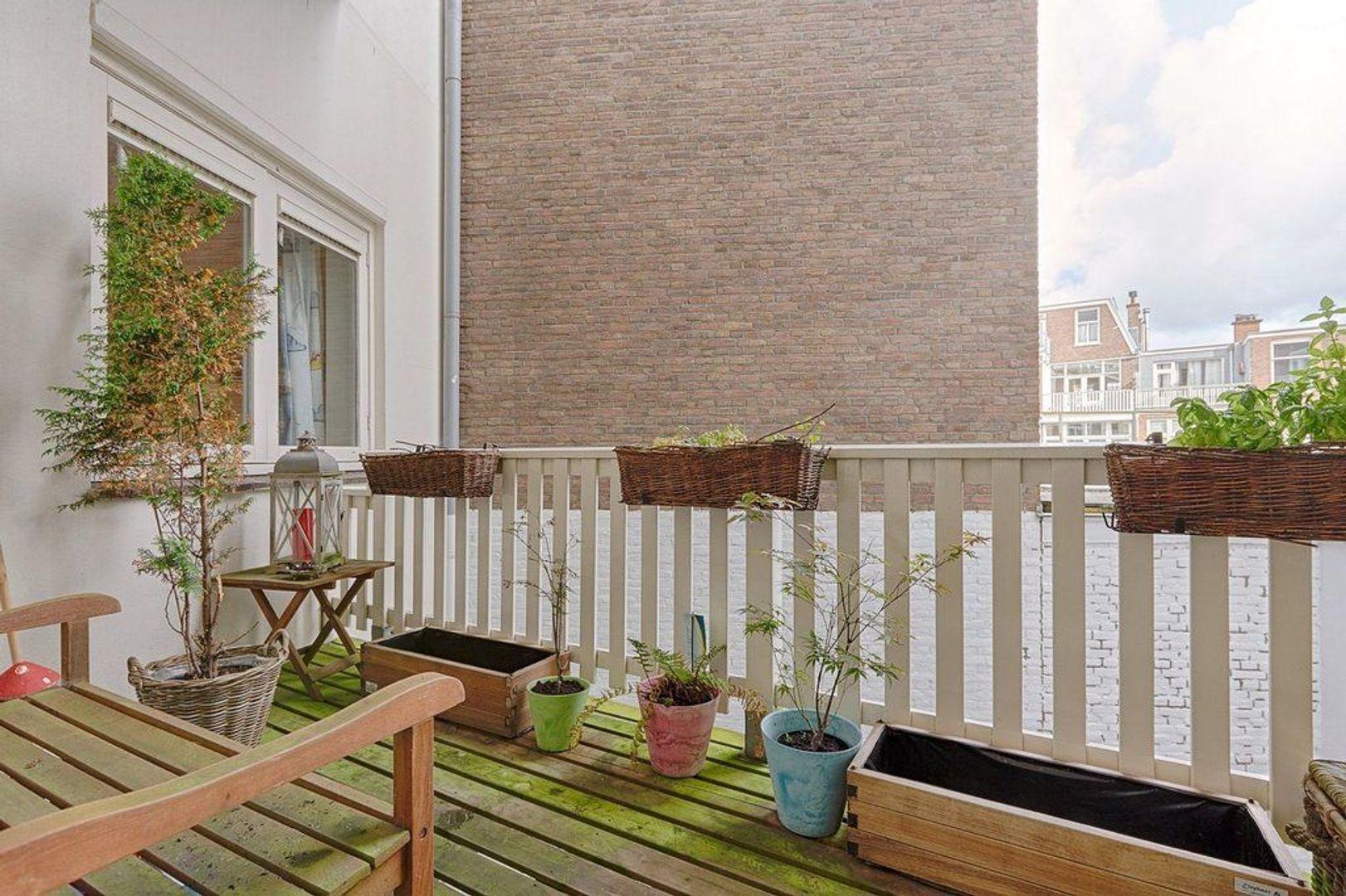 Sweelinckplein, Den Haag foto-20 blur