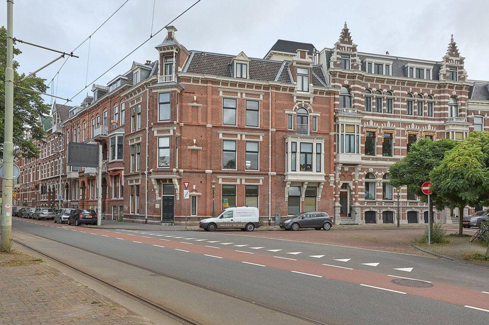 Sweelinckplein, Den Haag foto-23 blur