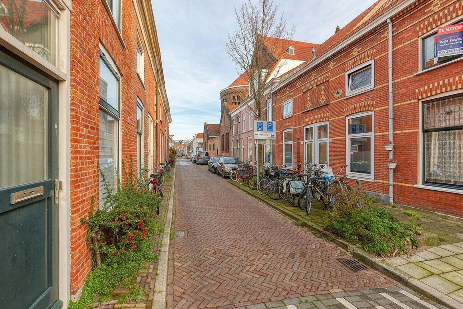 Pootstraat, Delft foto-22 blur