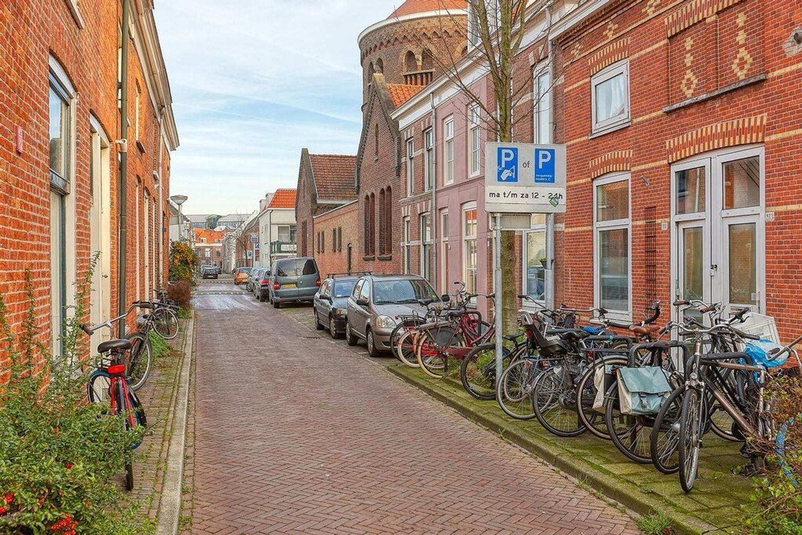 Pootstraat, Delft foto-23 blur