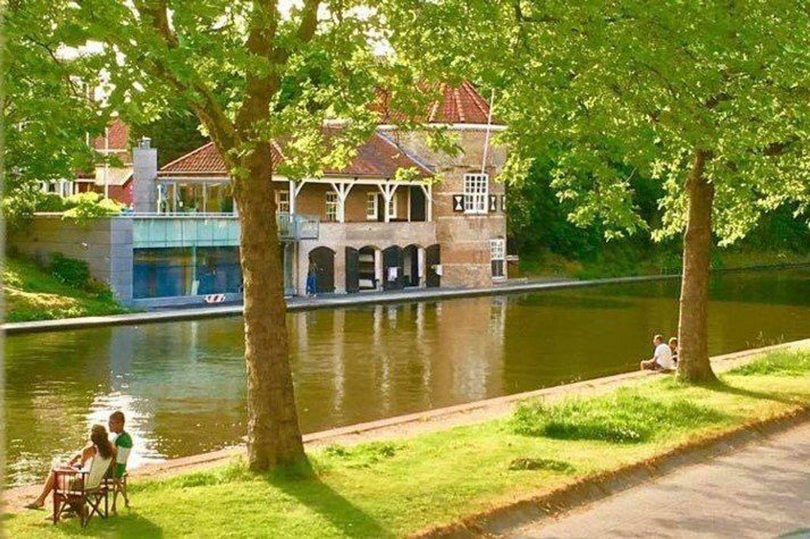 Oostsingel, Delft foto-24 blur