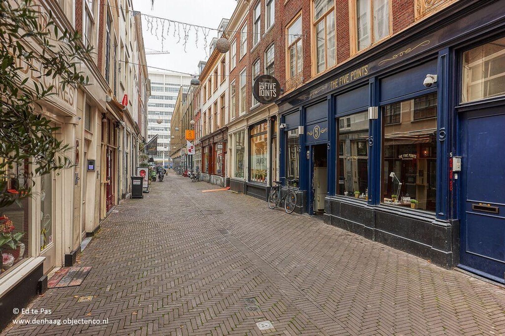 Korte Houtstraat, Den Haag foto-24 blur