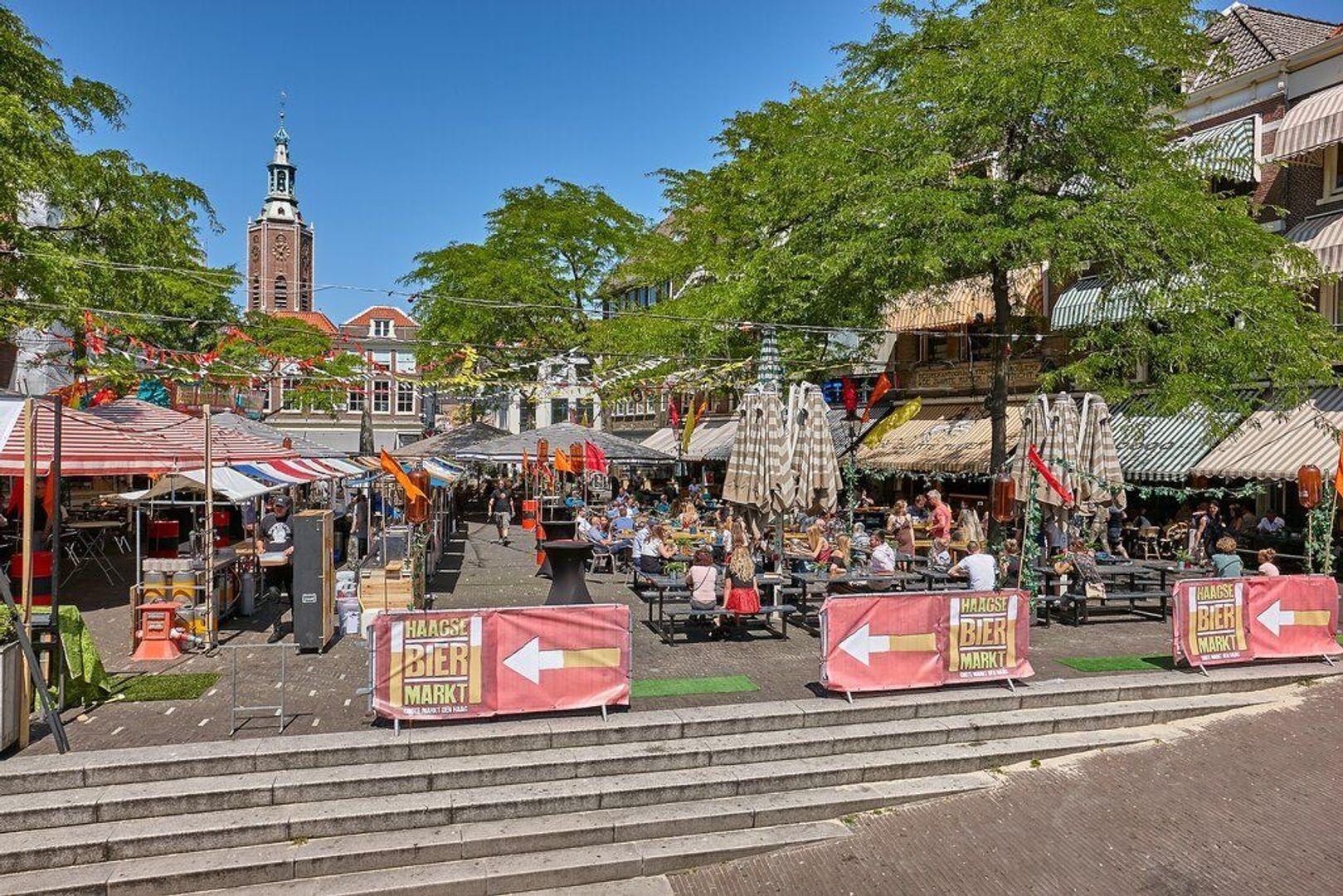 Korte Houtstraat, Den Haag foto-16 blur