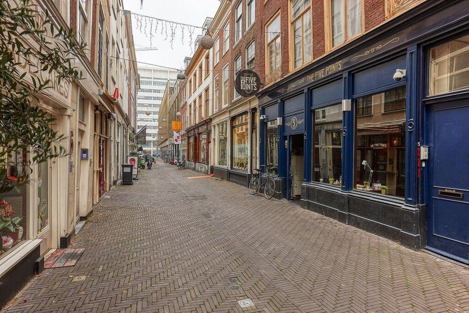 Korte Houtstraat, Den Haag foto-18 blur