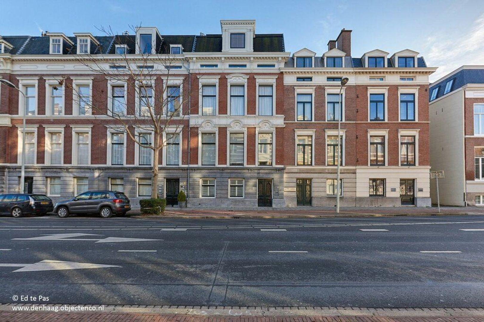 Laan Copes van Cattenburch, Den Haag foto-6 blur