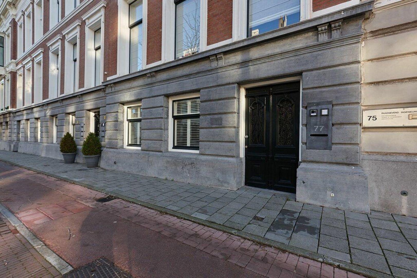 Laan Copes van Cattenburch, Den Haag foto-35 blur