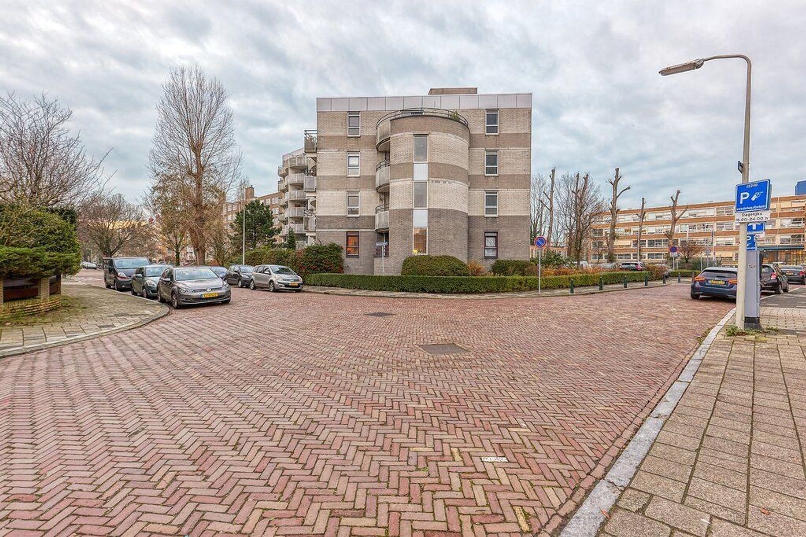 Beeklaan, Den Haag foto-17 blur
