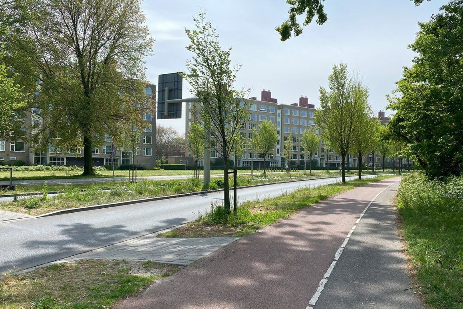 Beeklaan, Den Haag foto-20 blur