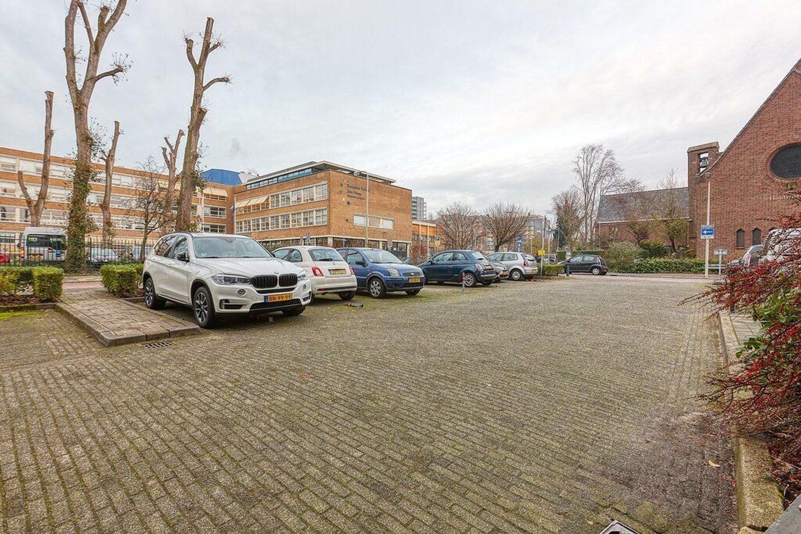 Beeklaan, Den Haag foto-16 blur