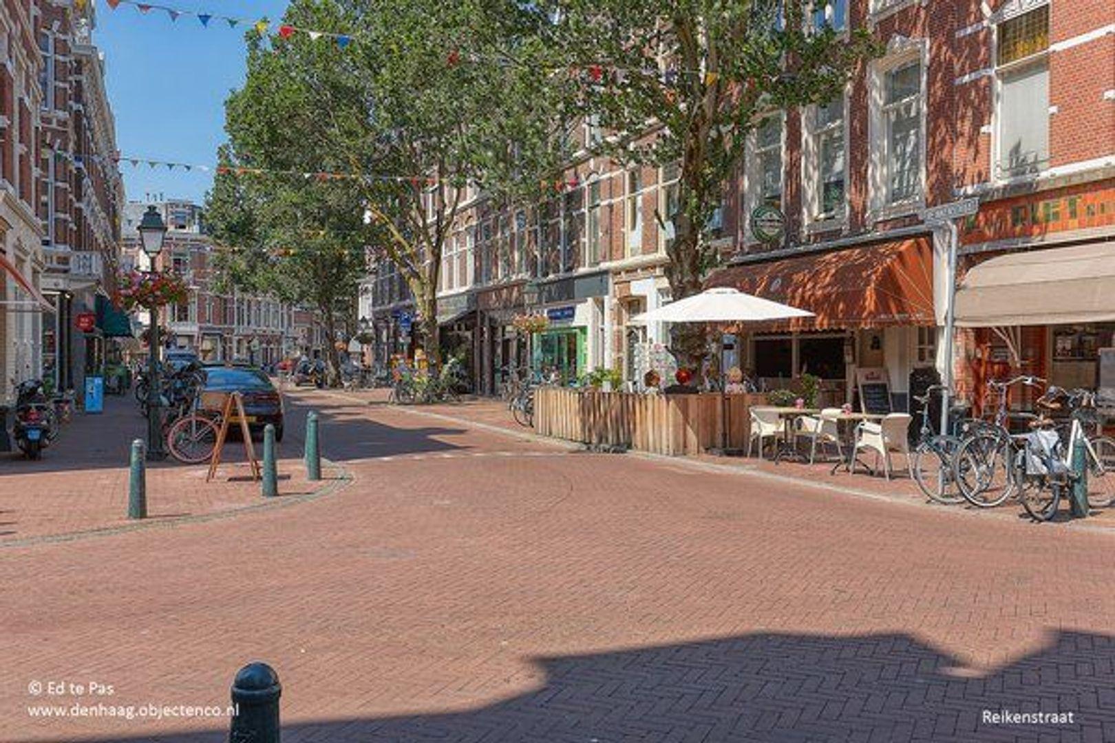 Galvanistraat, Den Haag foto-20 blur