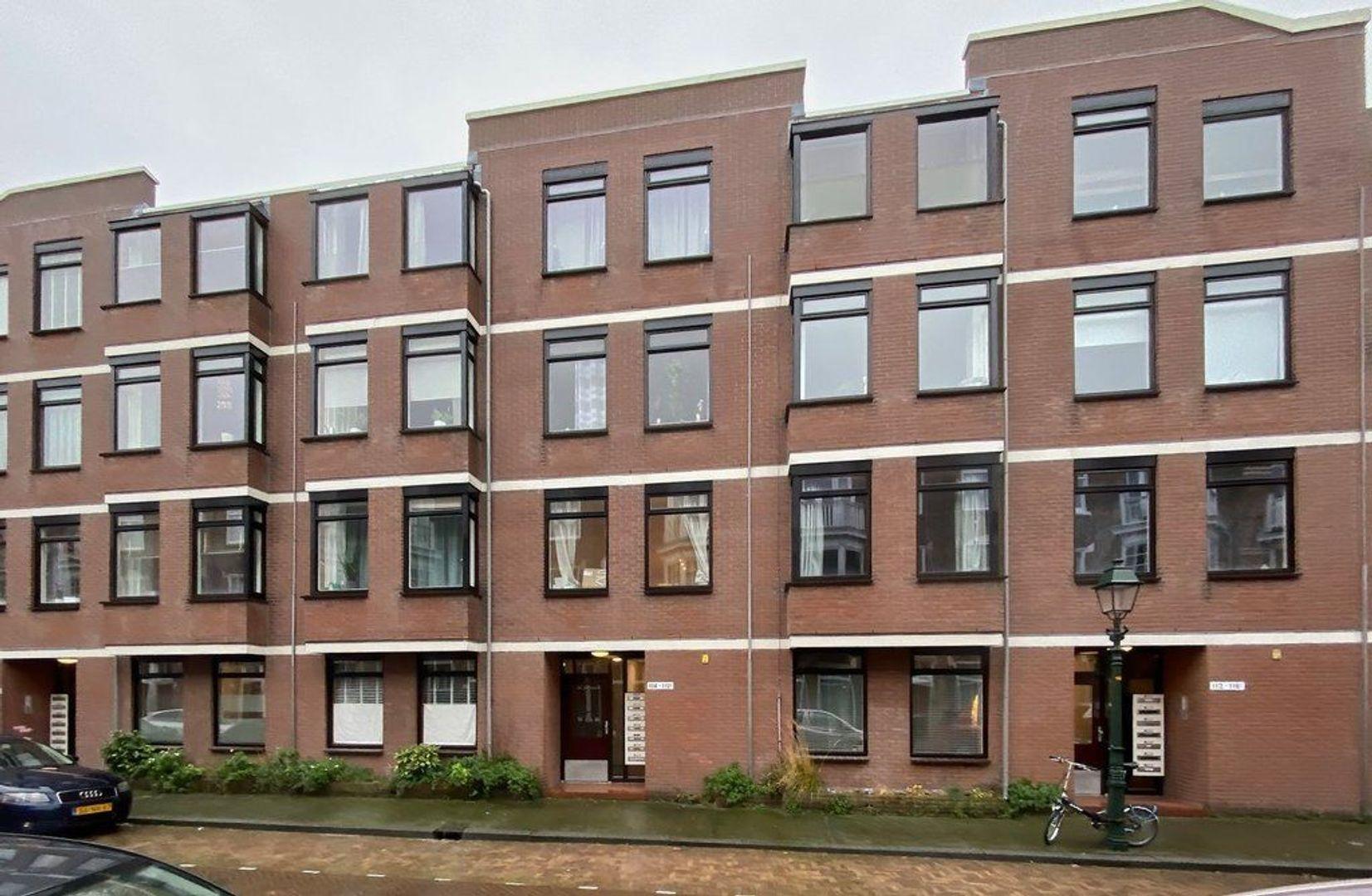 Galvanistraat, Den Haag foto-14 blur