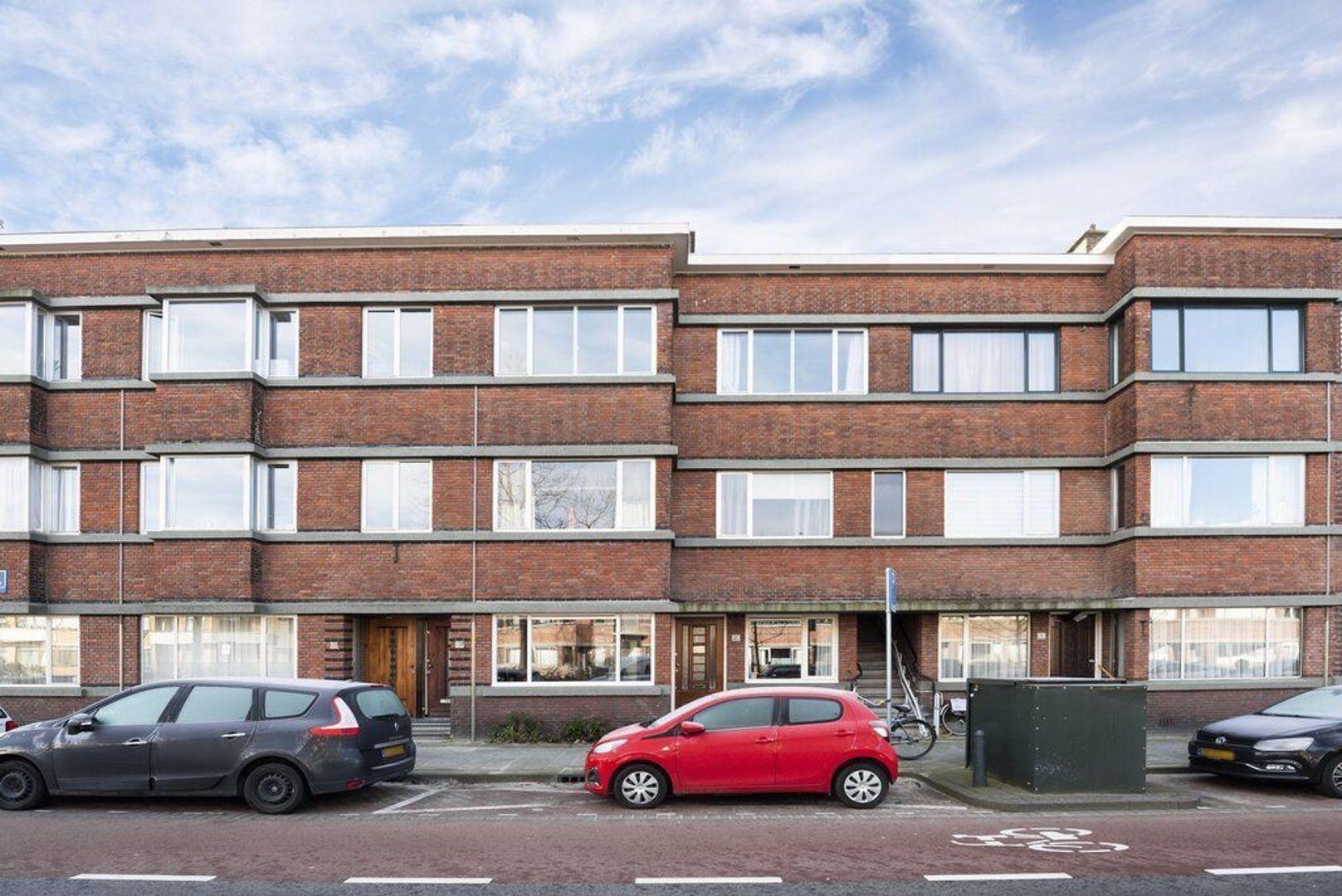 Juliana van Stolberglaan, Den Haag foto-33 blur