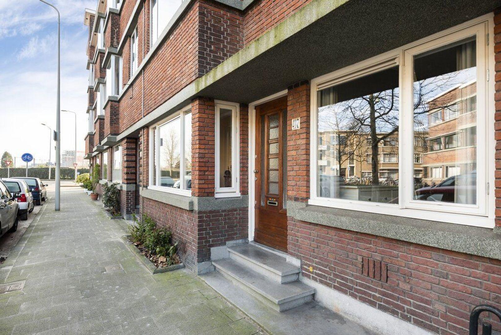 Juliana van Stolberglaan, Den Haag foto-34 blur