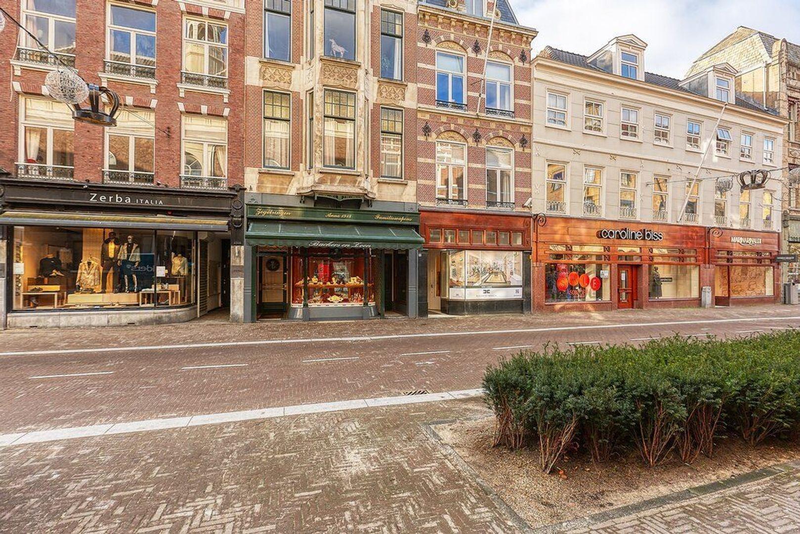 Noordeinde, Den Haag foto-2 blur