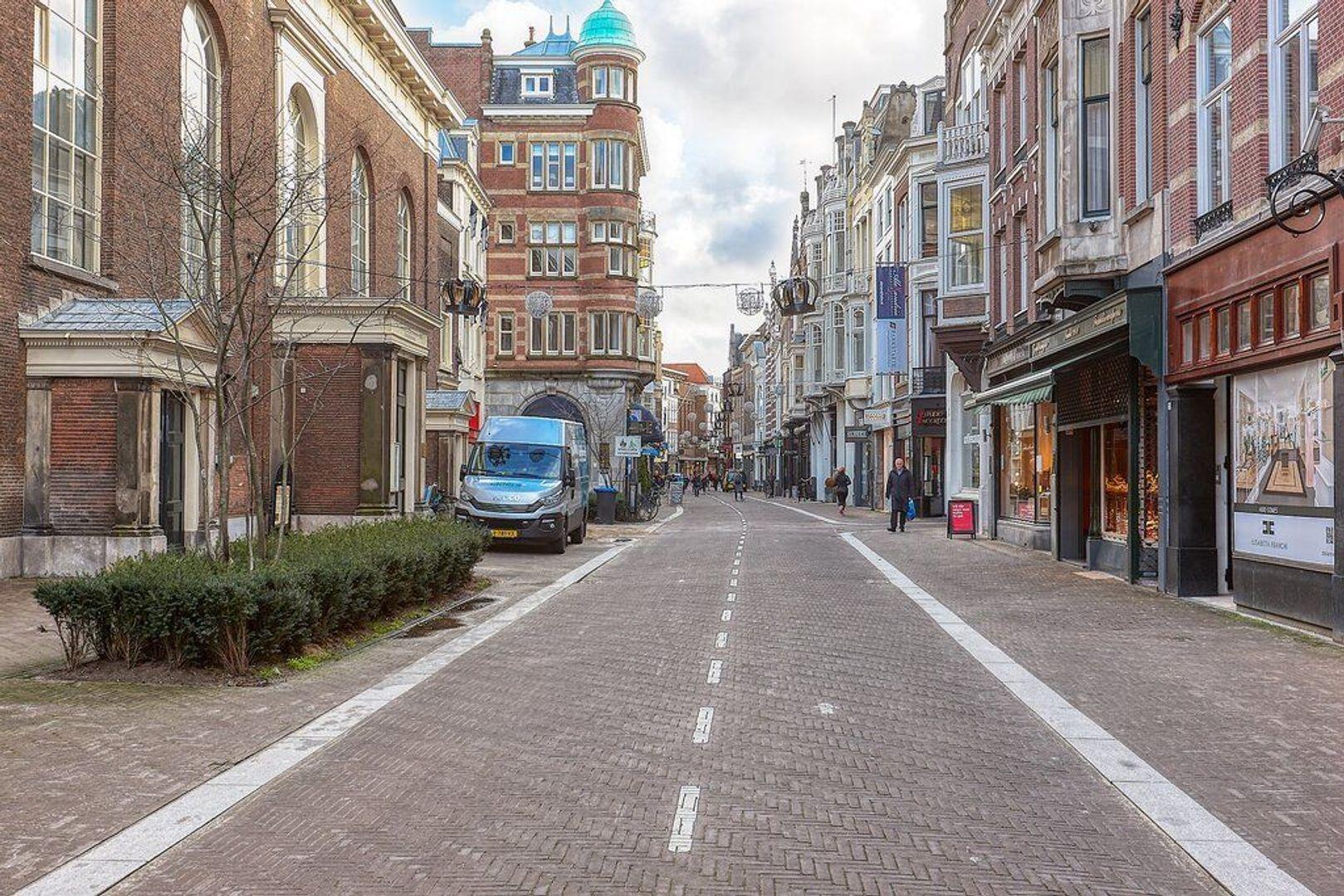 Noordeinde, Den Haag foto-24 blur