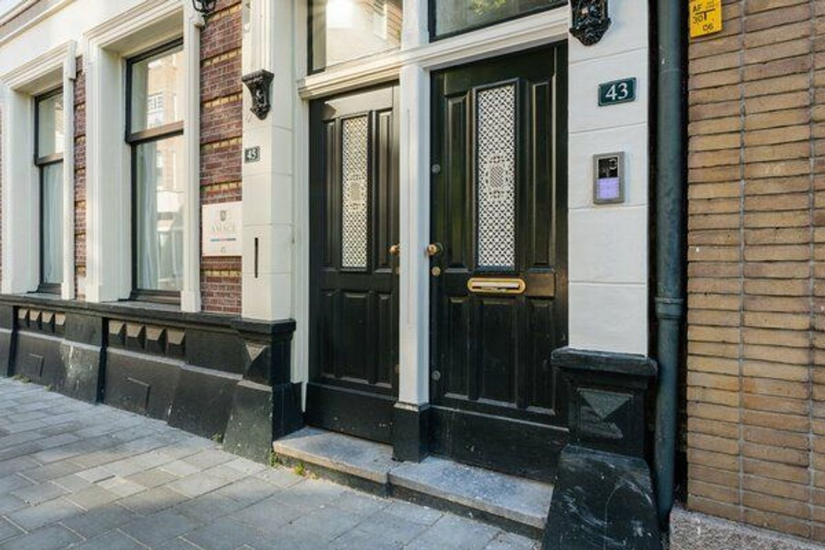 Bilderdijkstraat, Den Haag foto-1 blur