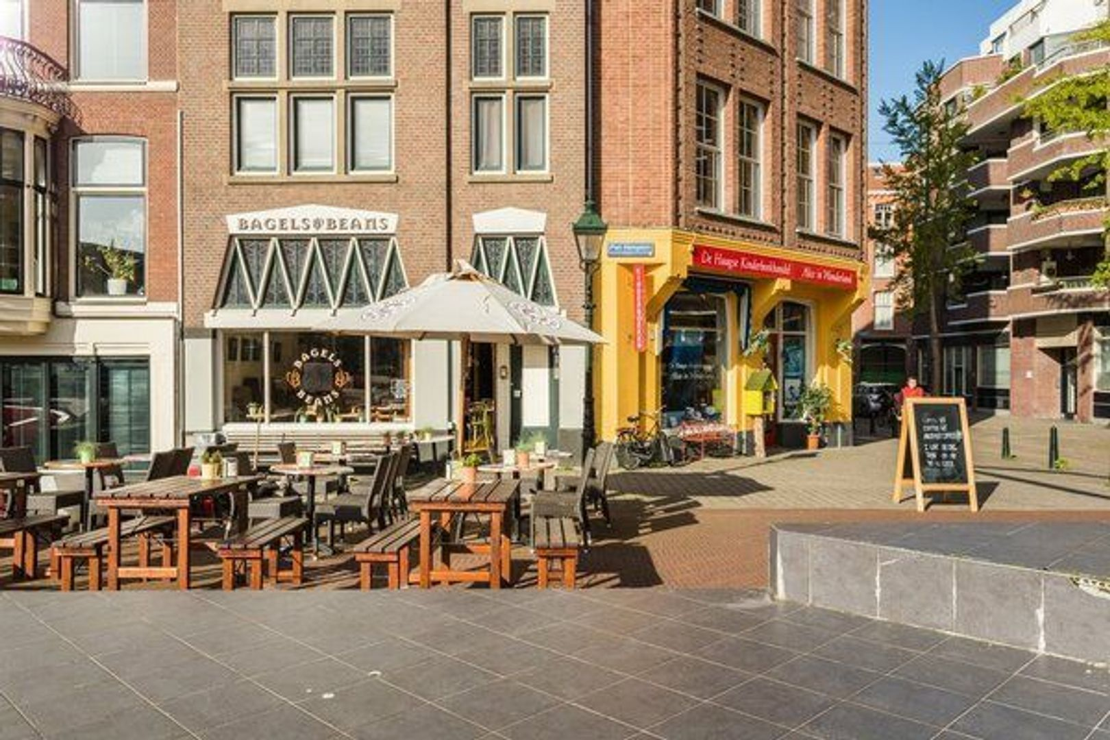 Bilderdijkstraat, Den Haag foto-18 blur