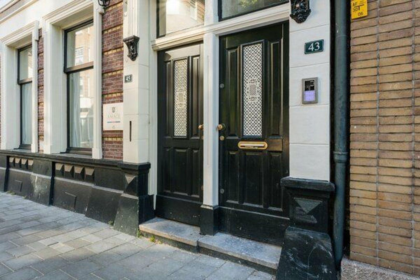 Bilderdijkstraat, Den Haag foto-3 blur