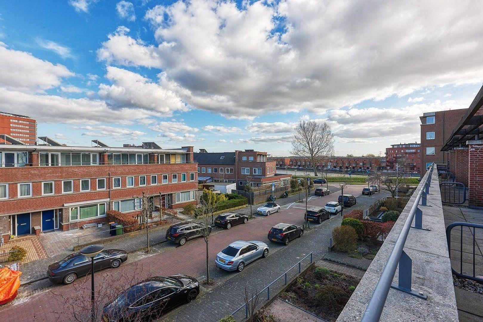 Meerburgstraat, Den Haag foto-29 blur