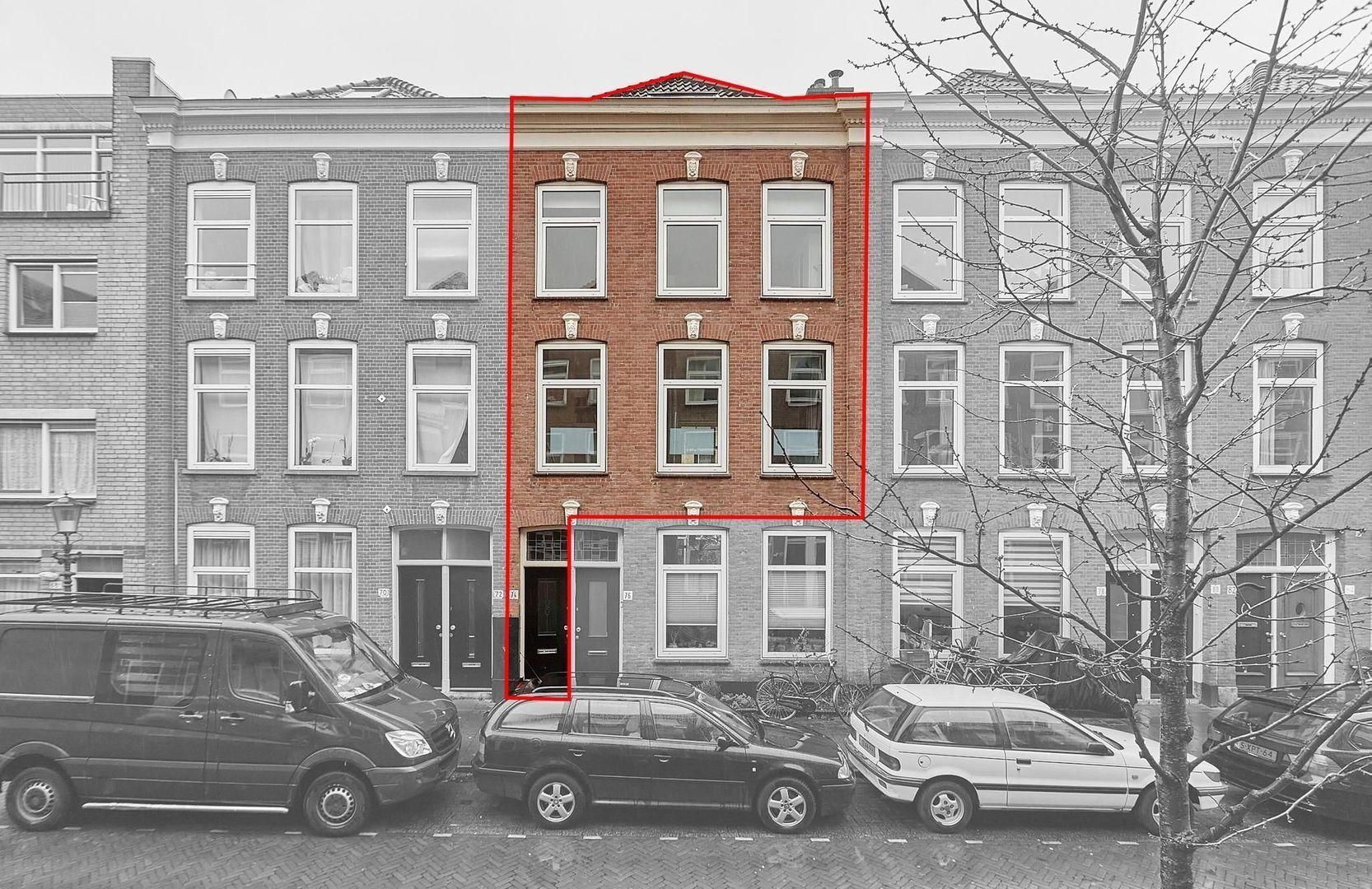Van Kinsbergenstraat, Den Haag foto-2 blur