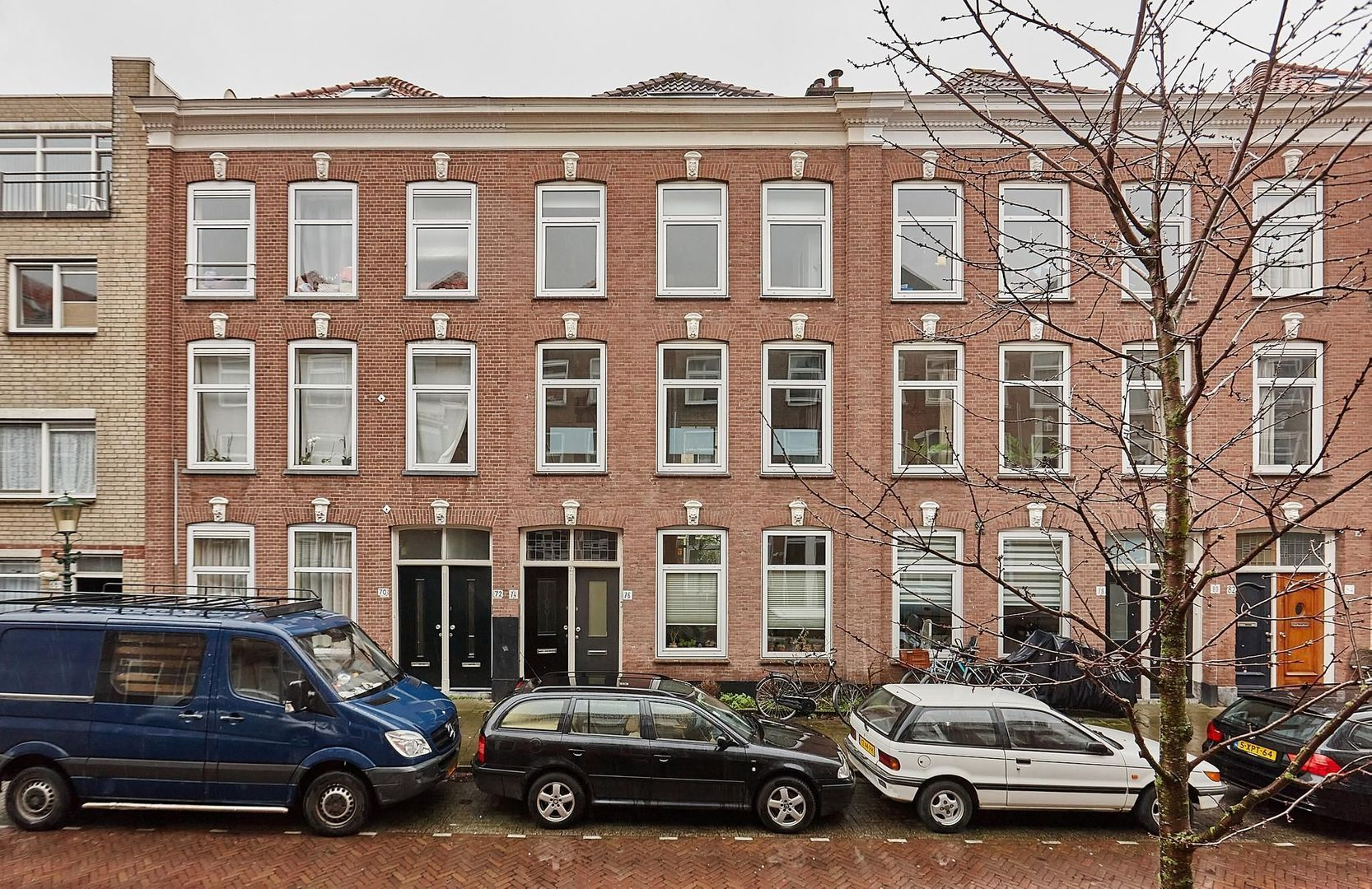 Van Kinsbergenstraat, Den Haag foto-33 blur
