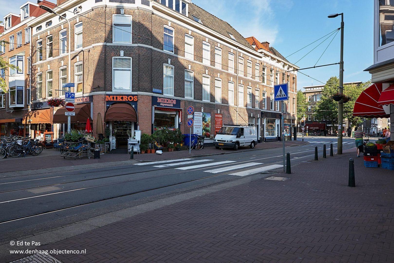 Van Kinsbergenstraat, Den Haag foto-31 blur