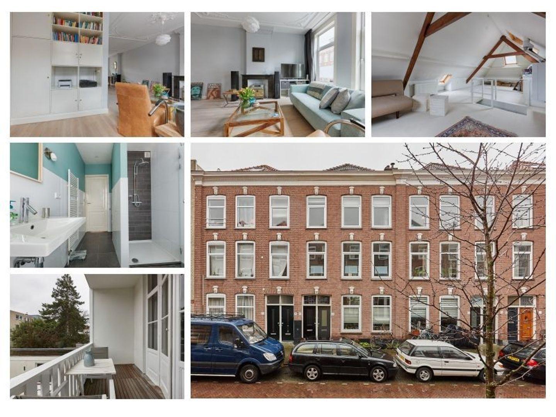 Van Kinsbergenstraat, Den Haag foto-1 blur
