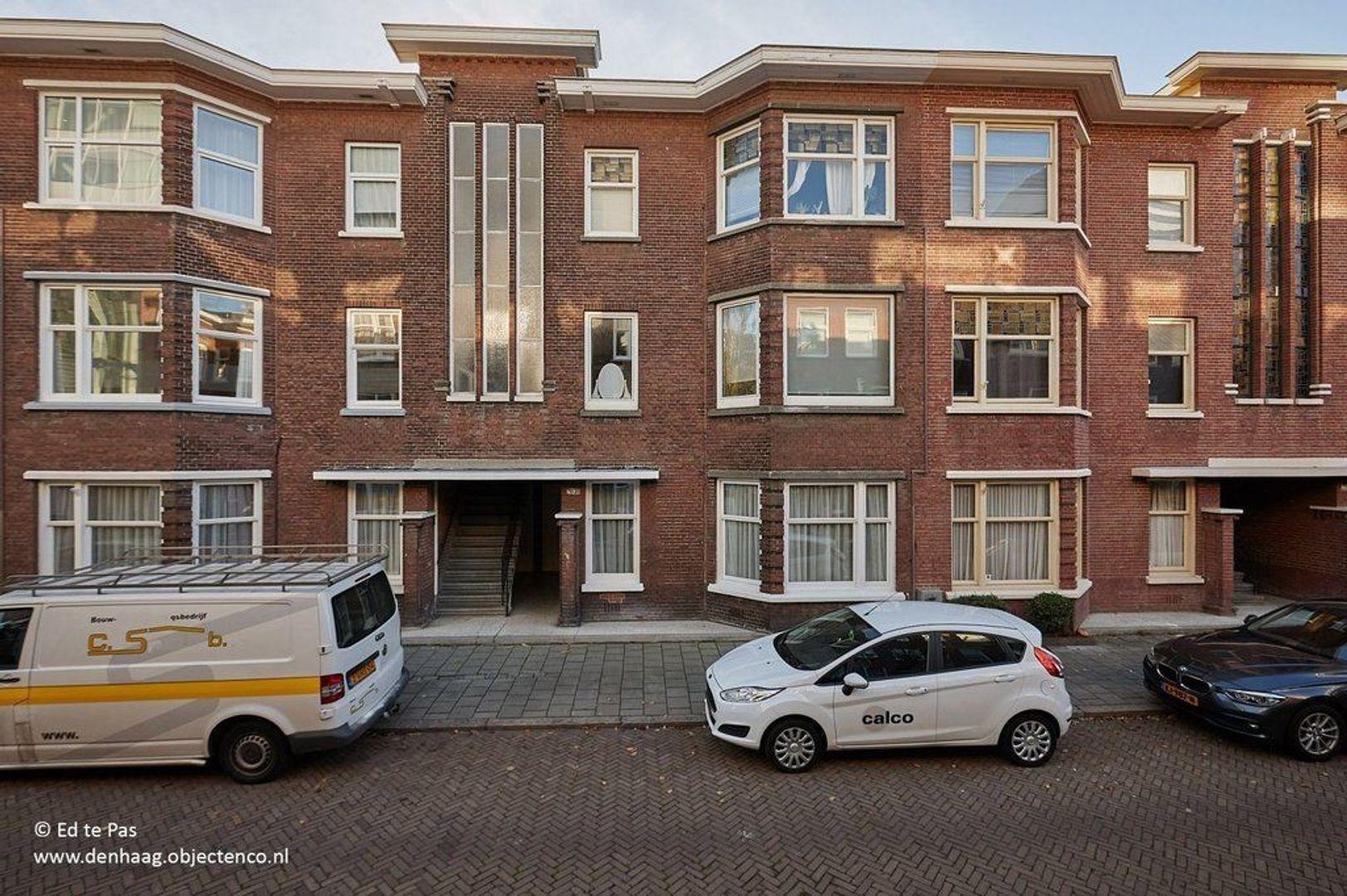 Van den Boschstraat, Den Haag foto-20 blur