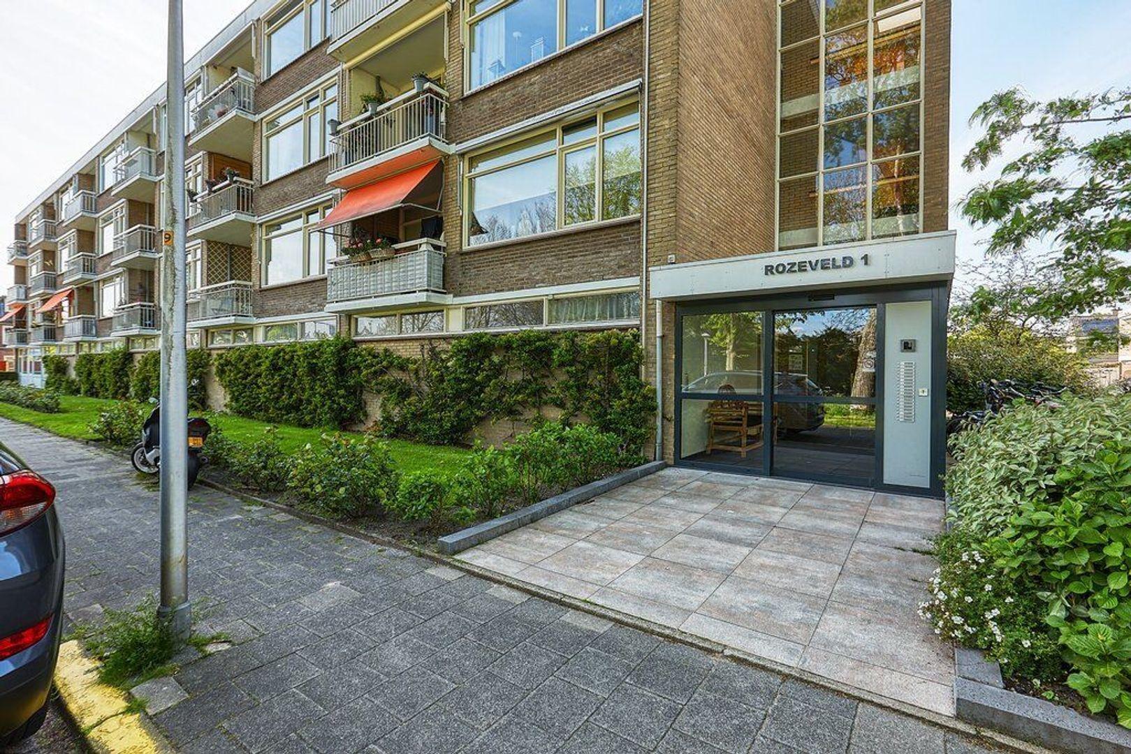 Starrenburglaan, Wassenaar foto-30 blur
