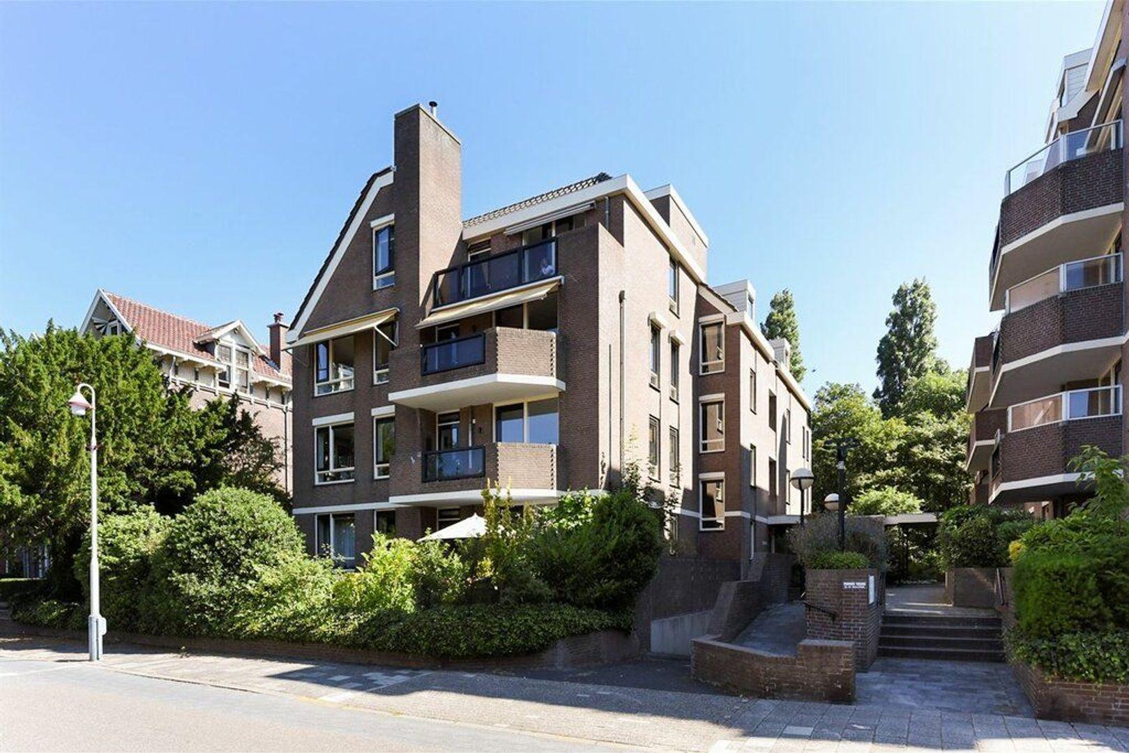 Johan van Oldenbarneveltlaan, Den Haag foto-33 blur
