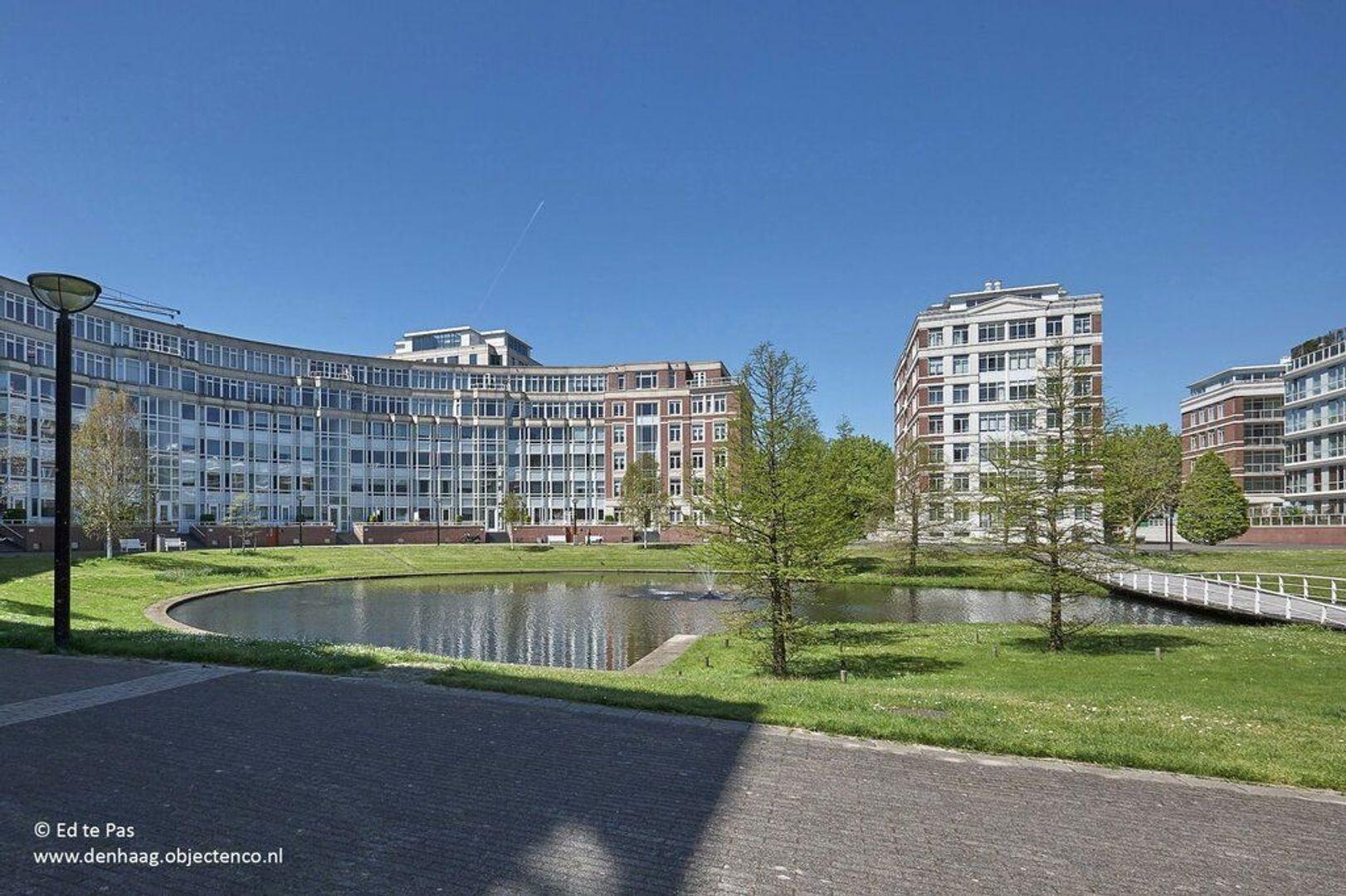 Burgemeester De Monchyplein, Den Haag foto-0 blur