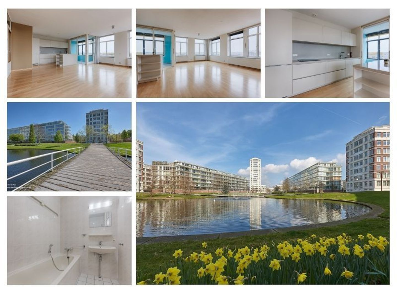 Burgemeester De Monchyplein, Den Haag foto-1 blur