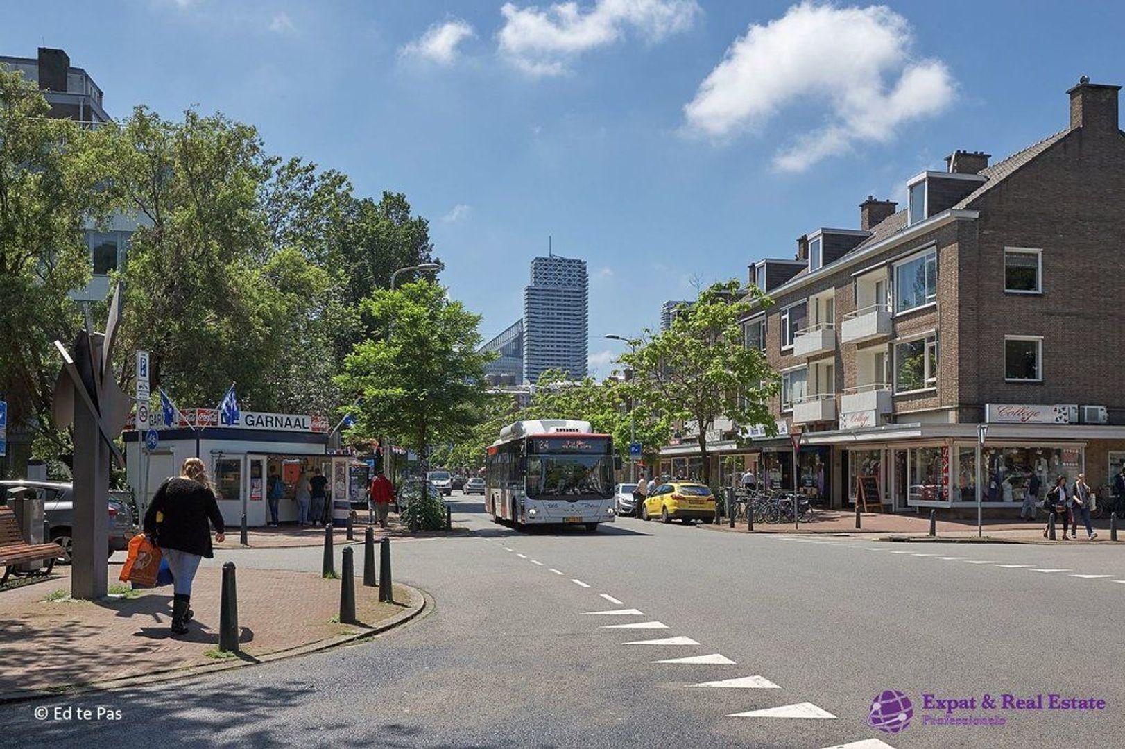 Spaarwaterstraat, Den Haag foto-28 blur