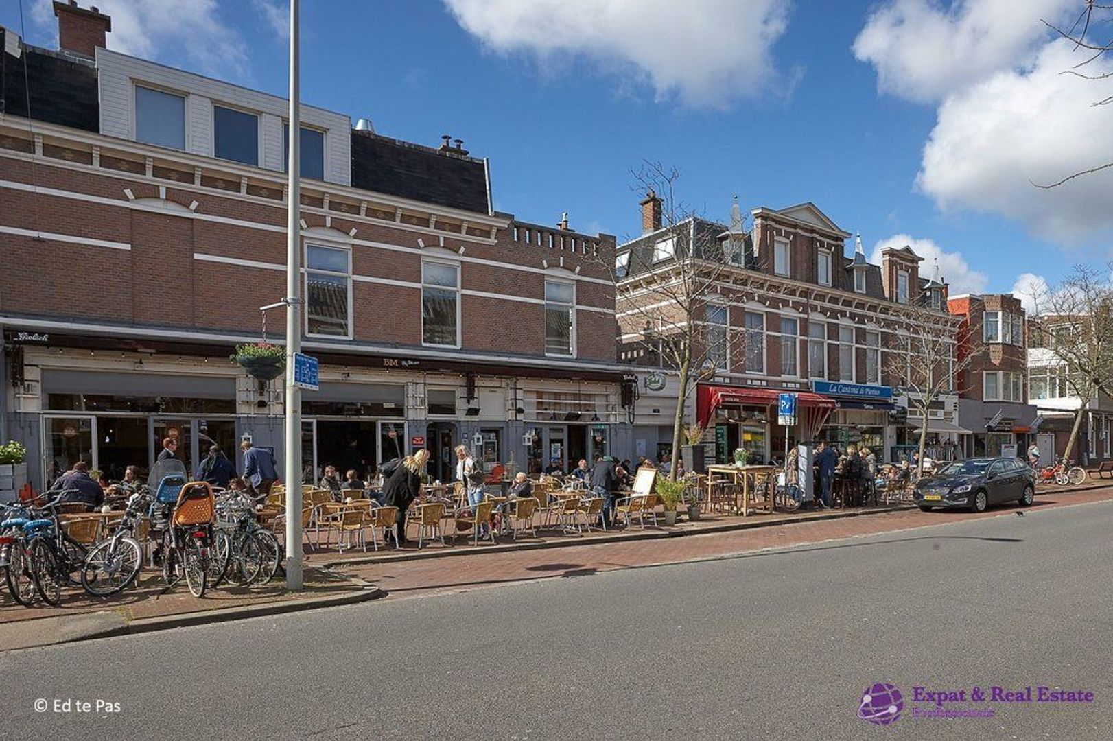Spaarwaterstraat, Den Haag foto-29 blur