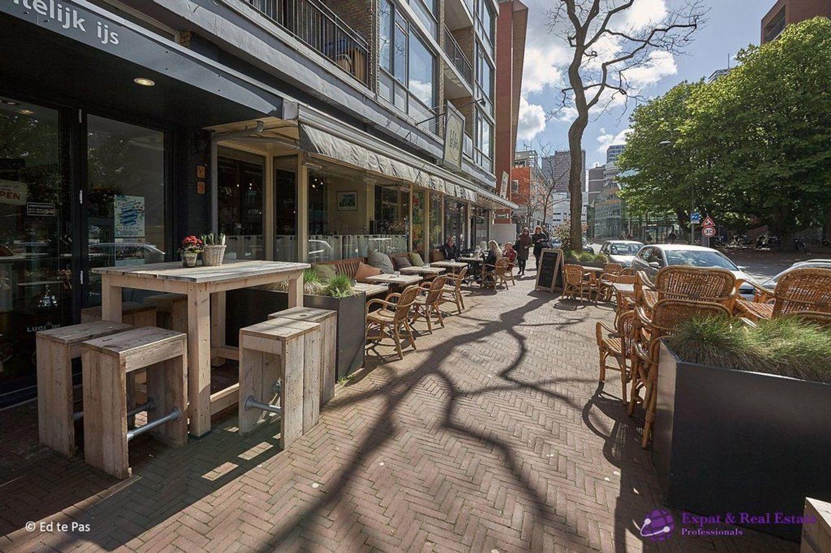 Spaarwaterstraat, Den Haag foto-30 blur