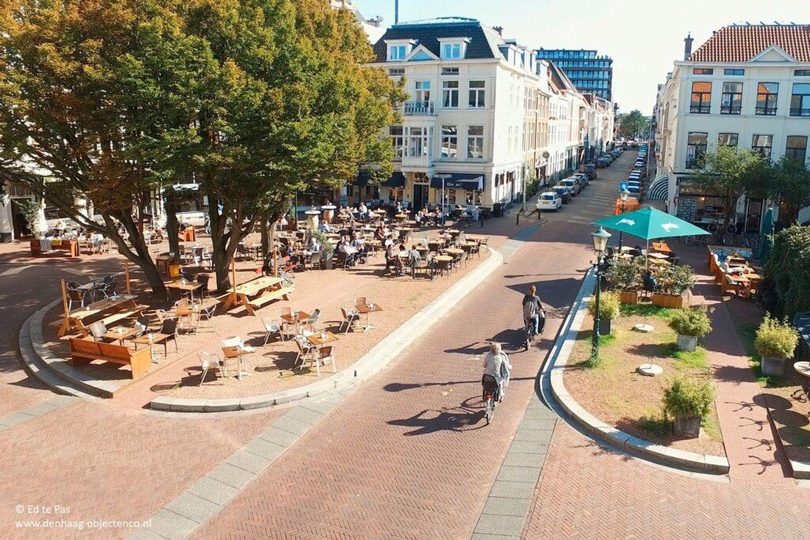 De Ruijterstraat, Den Haag foto-28 blur