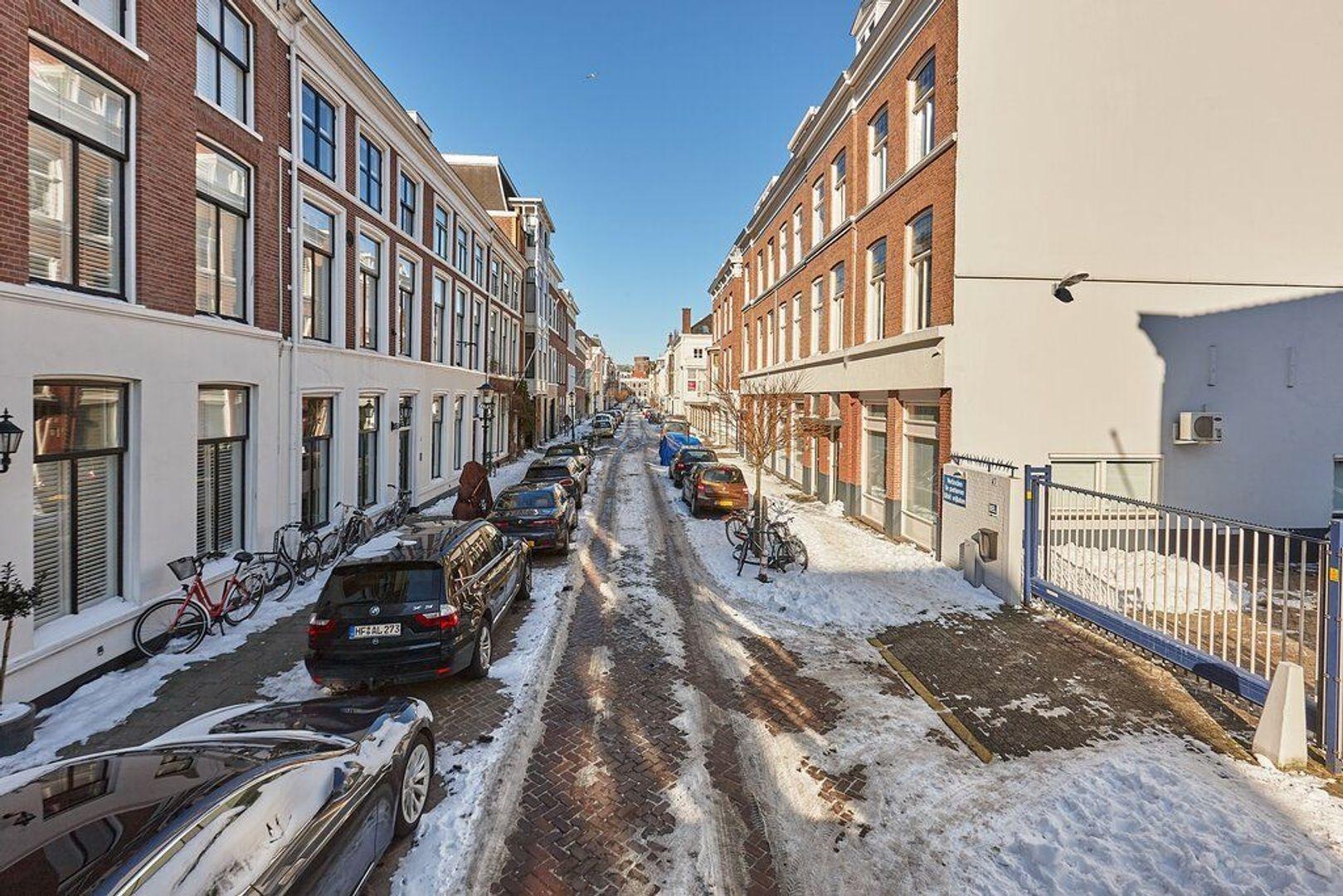 De Ruijterstraat, Den Haag foto-27 blur
