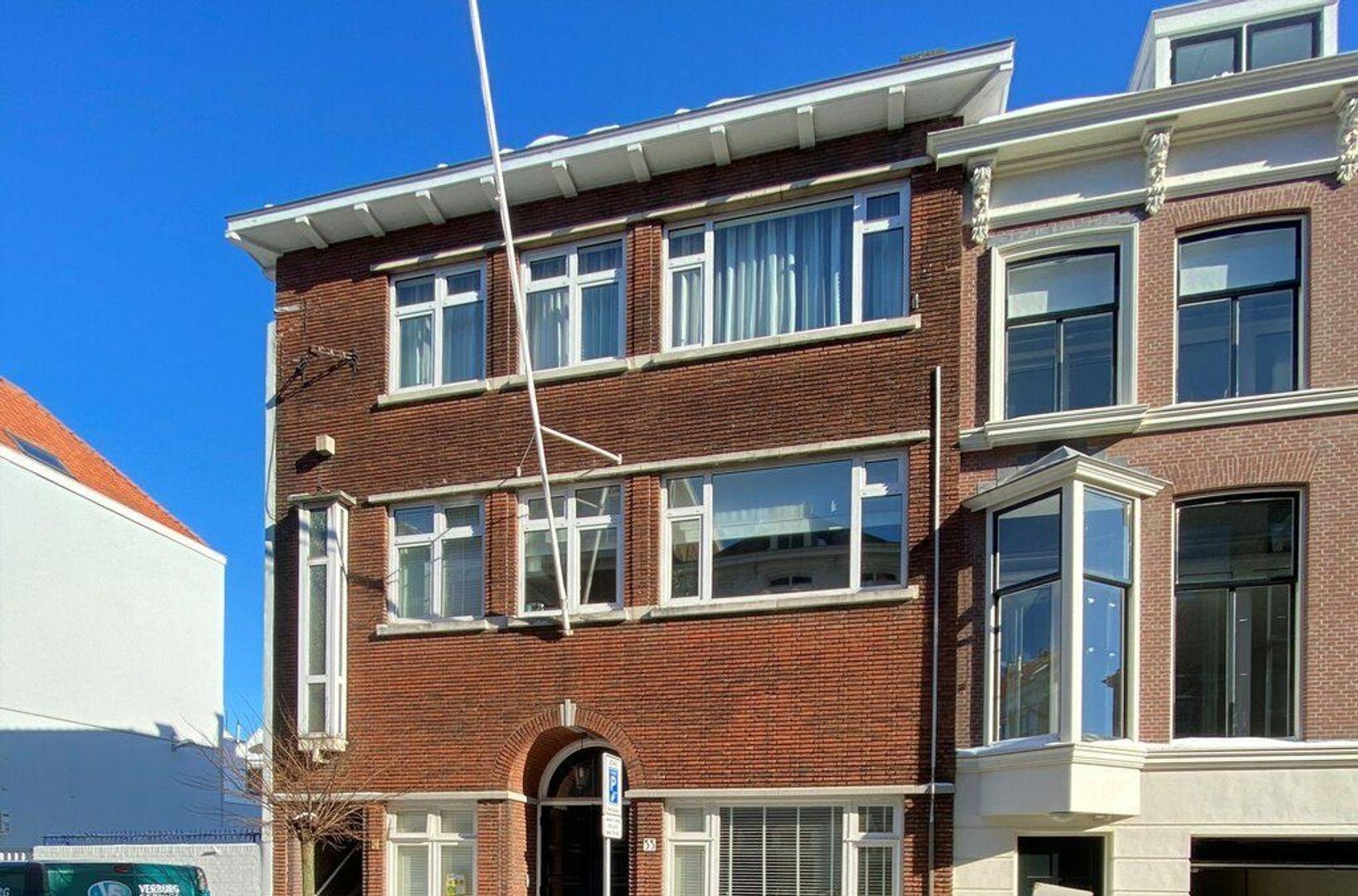 De Ruijterstraat, Den Haag foto-25 blur