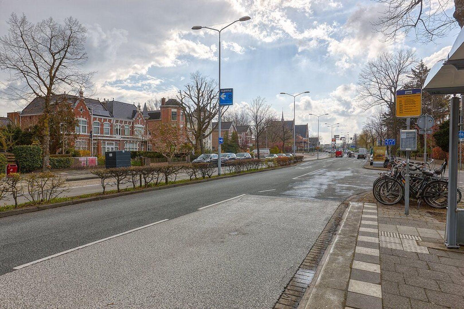 Laan van Nieuw Oosteinde, Voorburg foto-30 blur