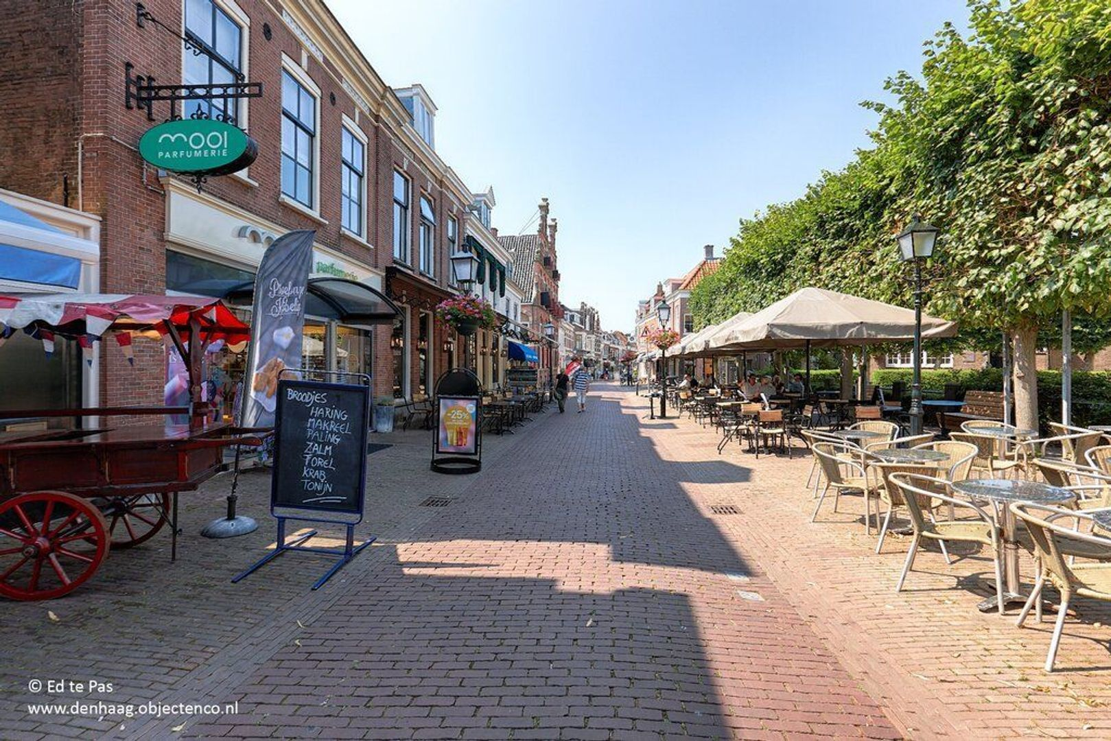 Laan van Nieuw Oosteinde, Voorburg foto-32 blur