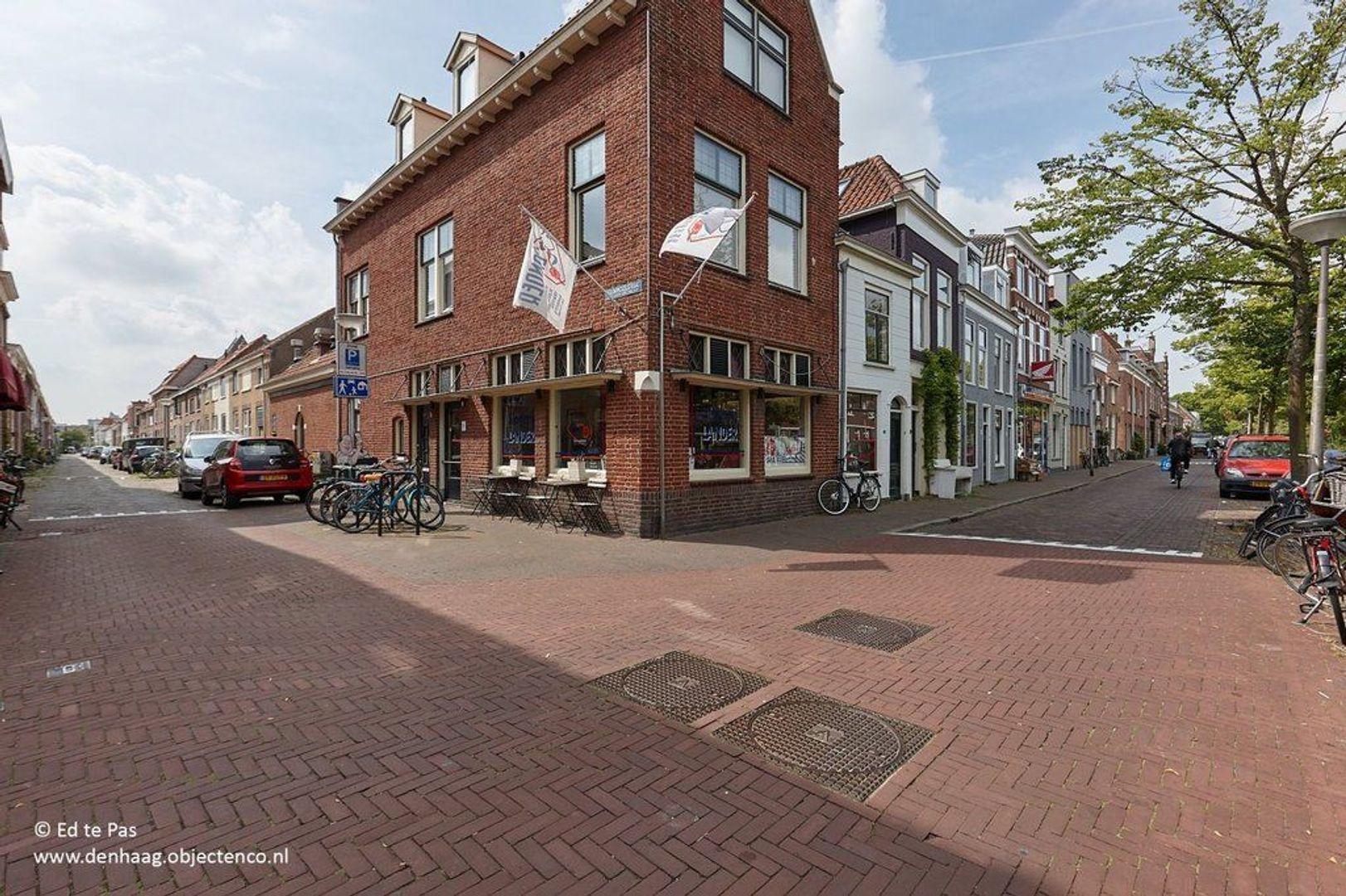 Graswinckelstraat, Delft foto-25 blur