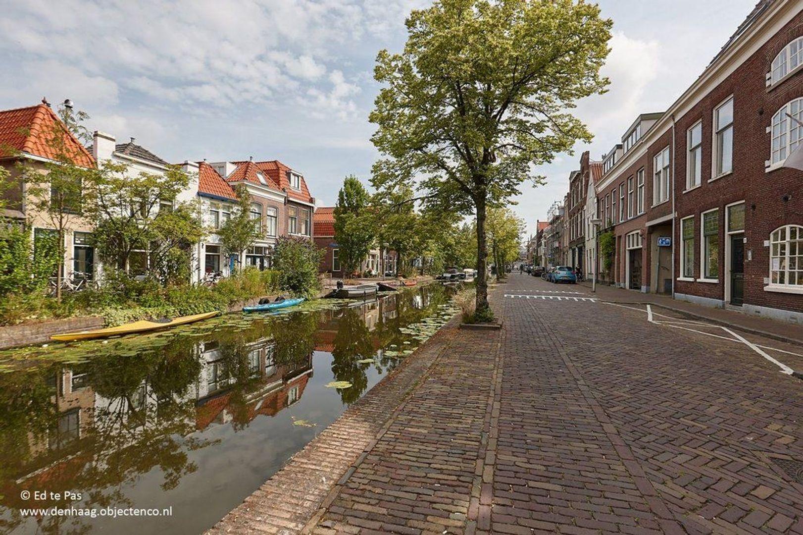 Graswinckelstraat, Delft foto-26 blur