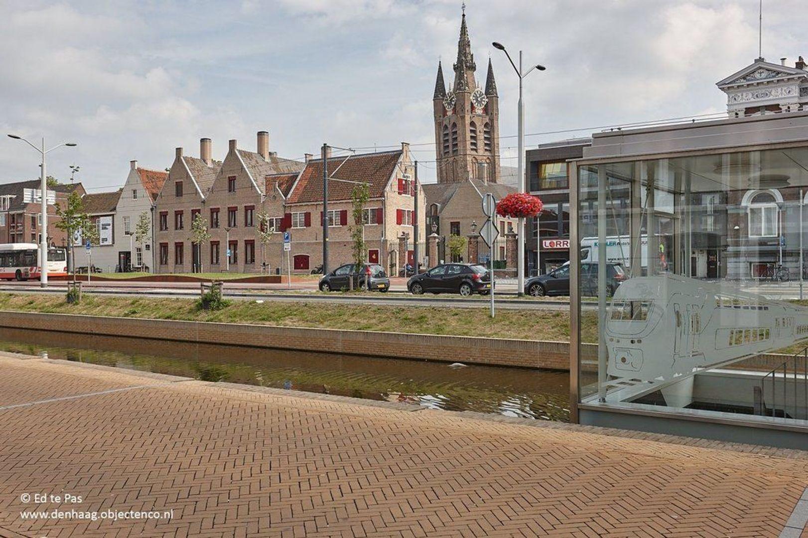 Graswinckelstraat, Delft foto-27 blur