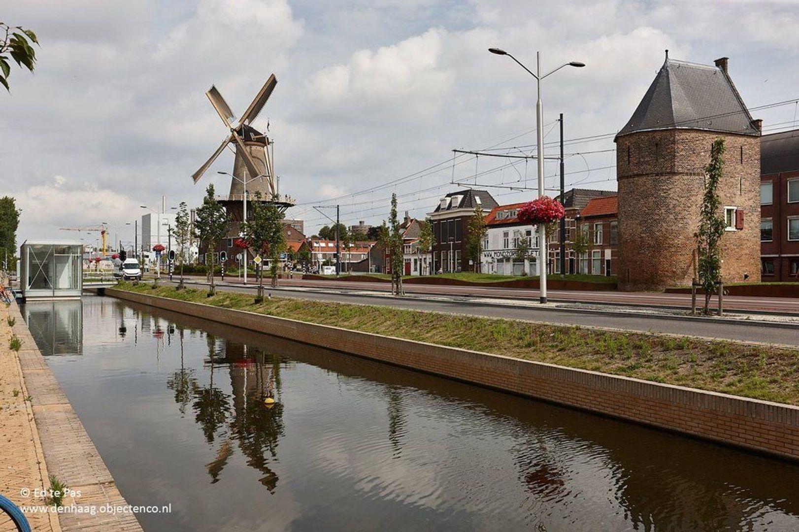 Graswinckelstraat, Delft foto-28 blur