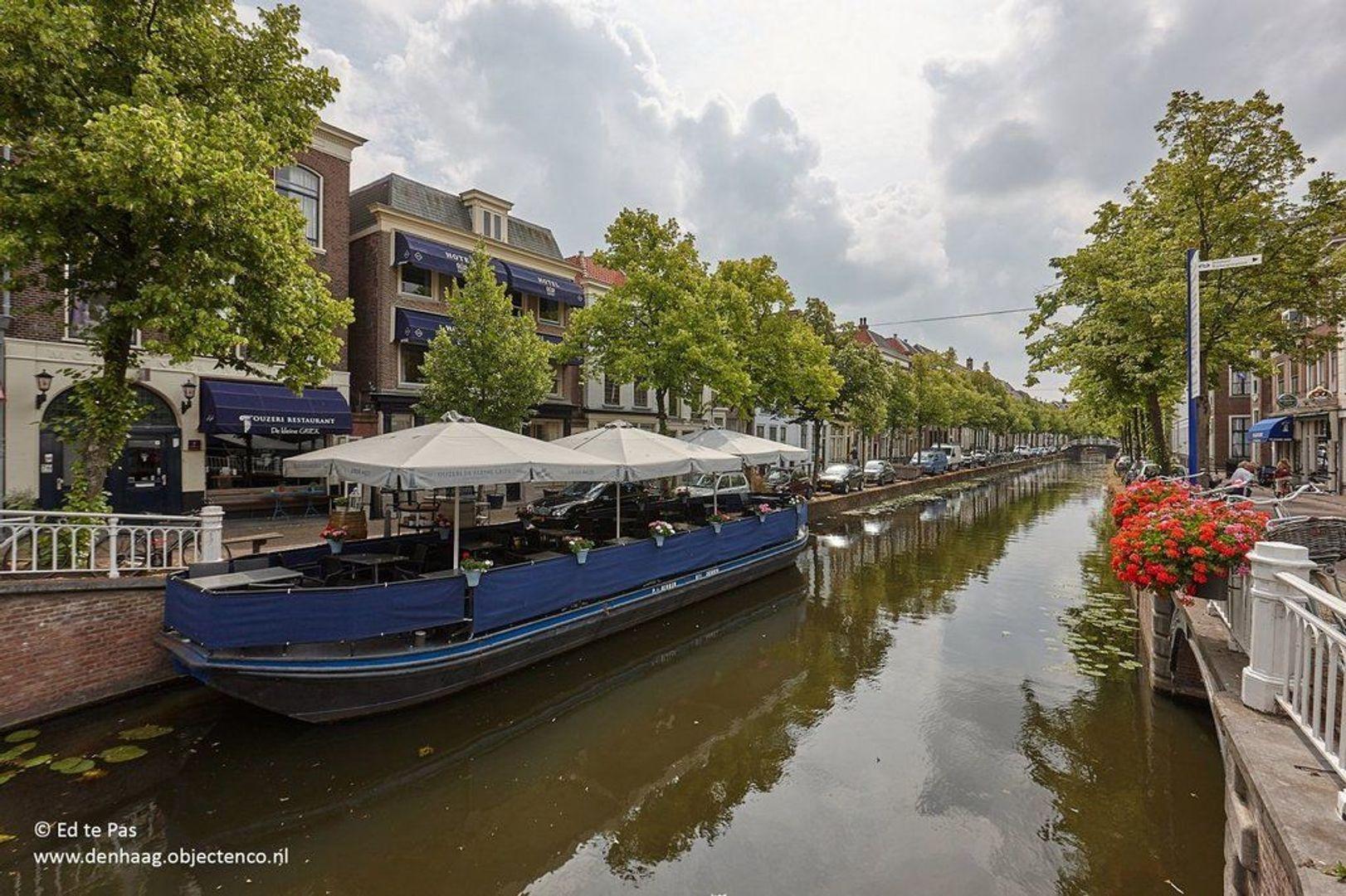 Graswinckelstraat, Delft foto-29 blur