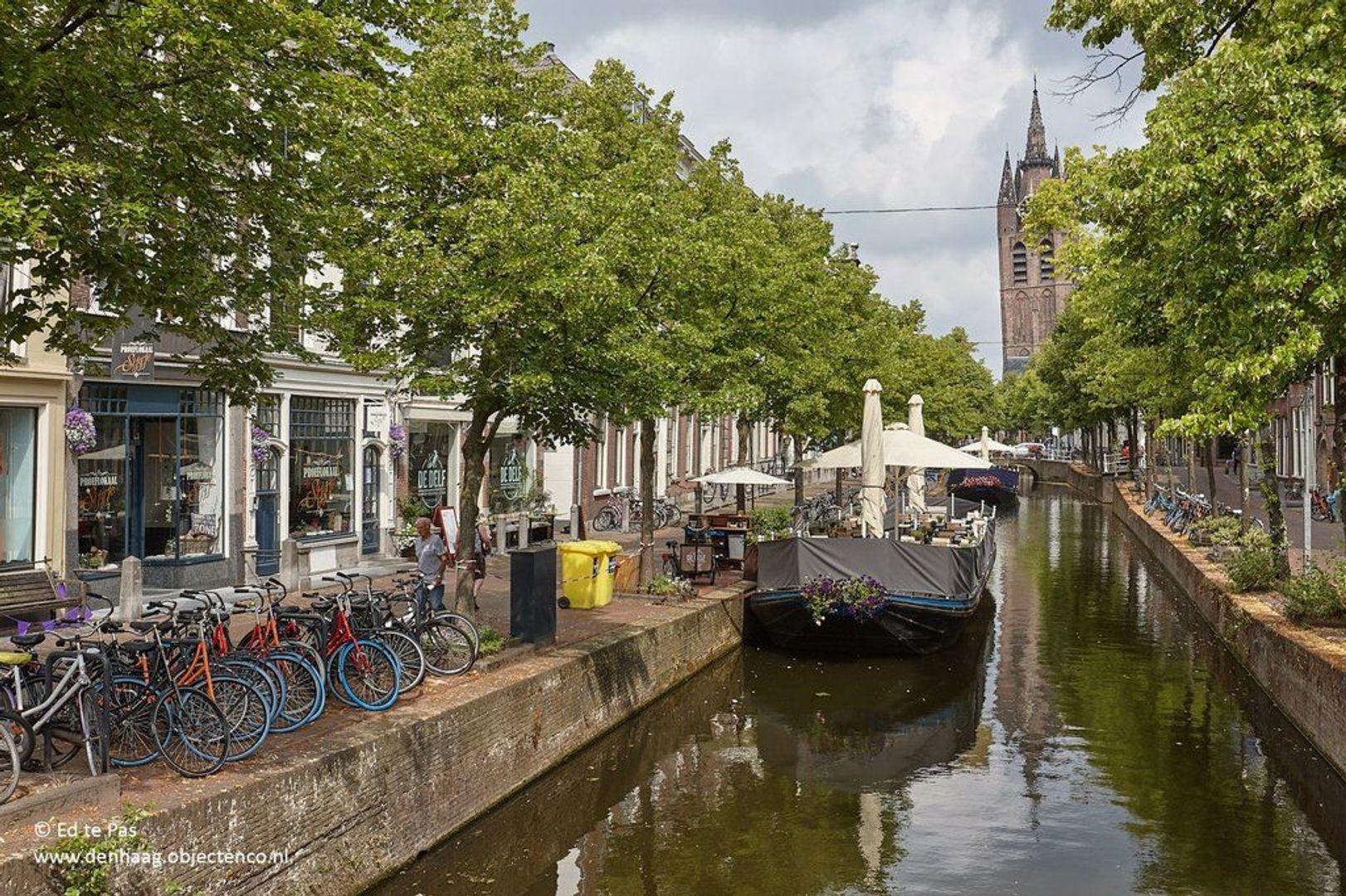 Graswinckelstraat, Delft foto-30 blur