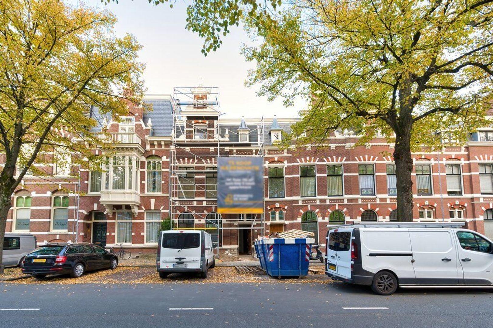 Jan van Nassaustraat, Den Haag foto-22 blur