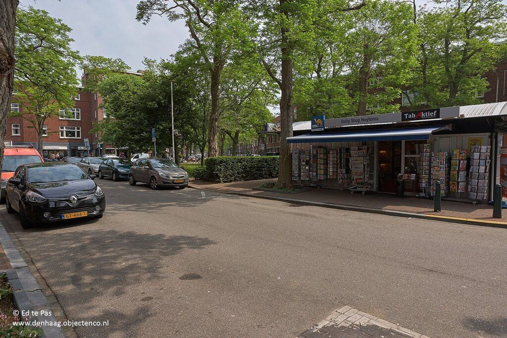 Benoordenhoutseweg, Den Haag foto-26 blur