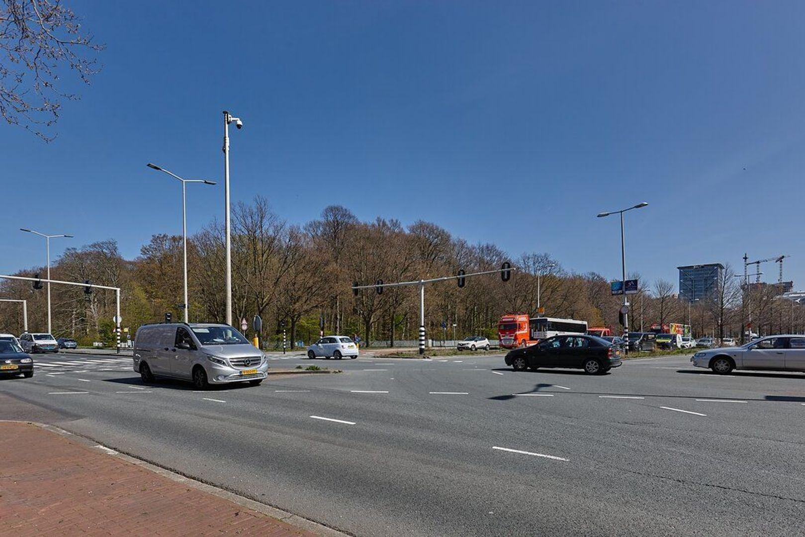 Benoordenhoutseweg, Den Haag foto-25 blur